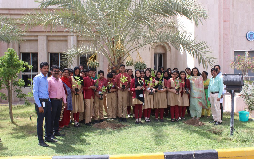 Bhavan's Collaborates with Al Misnad Galfar Group on 'Beat Air Pollution' Campaign